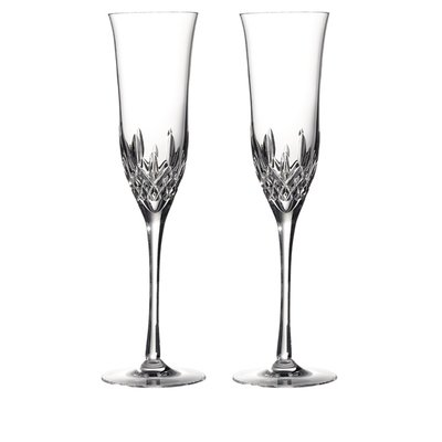 WATERFORD Waterford Lismore Essence Champagne Flute 8 Oz