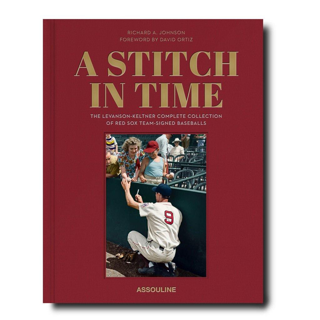 ASSOULINE A Stitch in Time