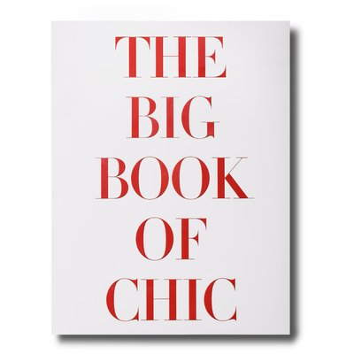 ASSOULINE Big Book of Chic, The