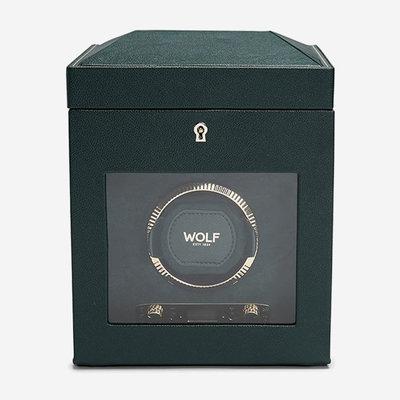 WOLF British Racing Remontoir de montre simple - Vert
