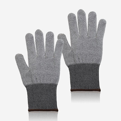 MICROPLANE Cut Resistant Glove - Grey