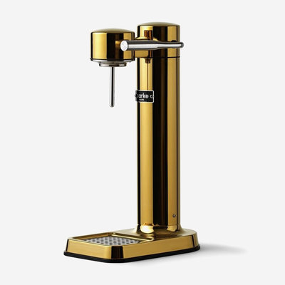 AARKE Sparkling Water Carbonator III - Brass