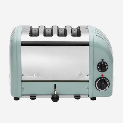 DUALIT Newgen 4 Slot Toaster Eucalyptus