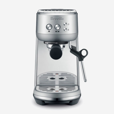 BREVILLE The Bambino Brushed Stainless