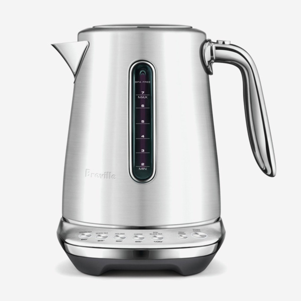 BREVILLE The Smart Kettle Luxe - Stainless Steel
