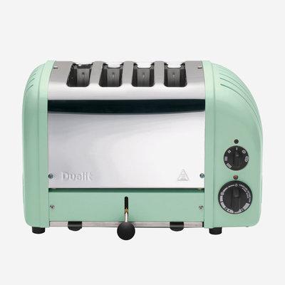 DUALIT Newgen 4 Slot Toaster Mint Green