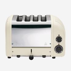 DUALIT Newgen 4 Slot Toaster Canvas White
