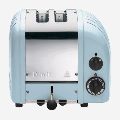 DUALIT Newgen 2 Slot Glacier Blue Toaster