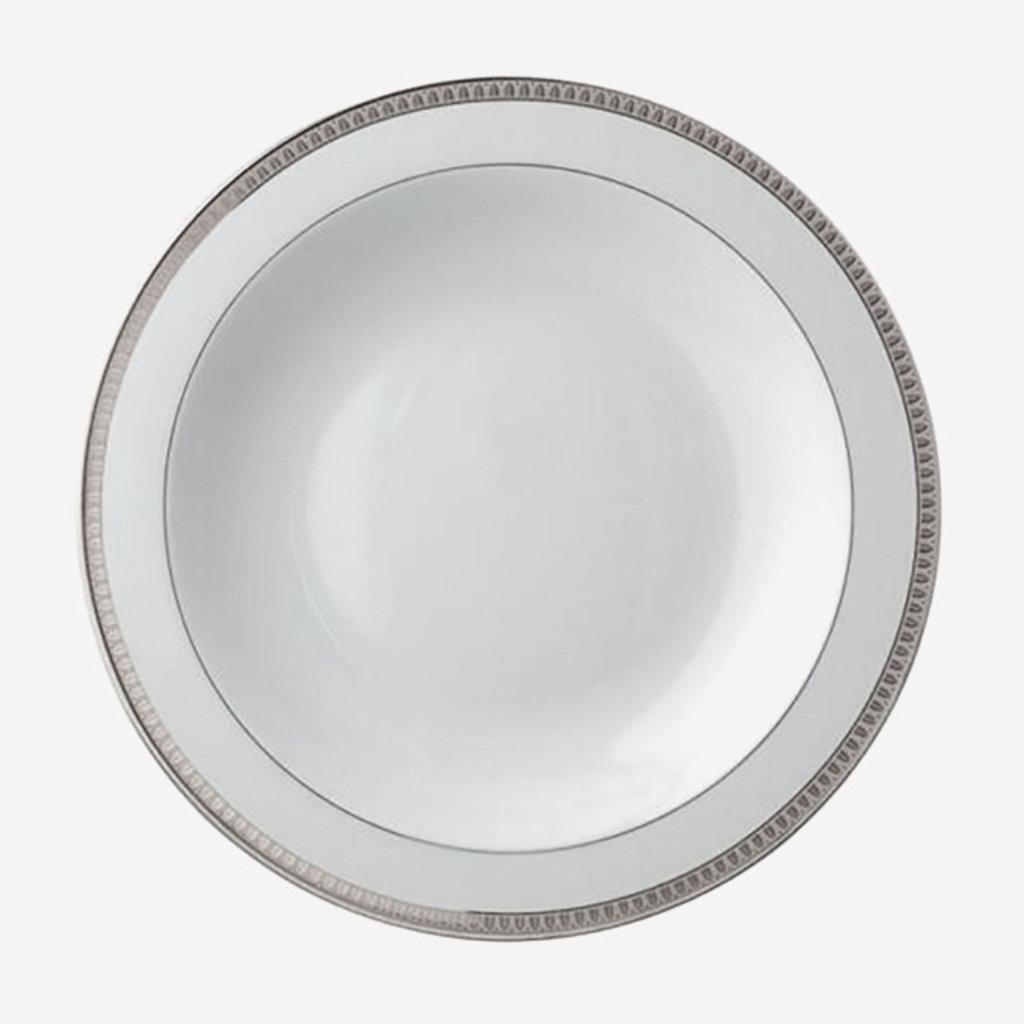 CHRISTOFLE Rim Soup Plate Malmaison Pl