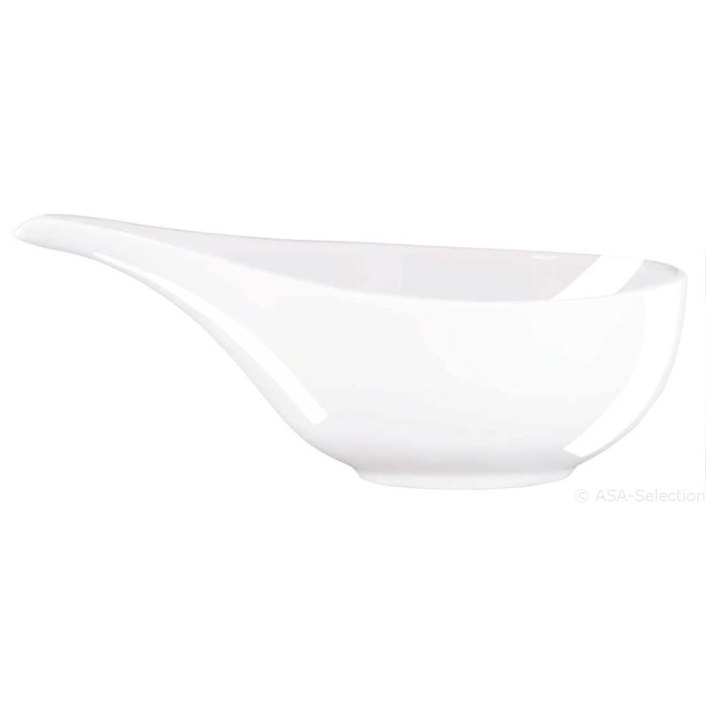 ASA GERMANY A Table Small Sauce Server - White