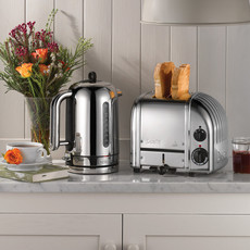 DUALIT Newgen 2-Slice Toaster - Chrome
