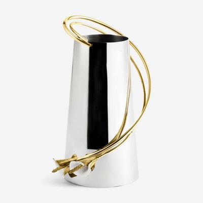 "MICHAEL ARAM Calla Lily Medium Vase 6.5""L x 5""W x 8.5""H"