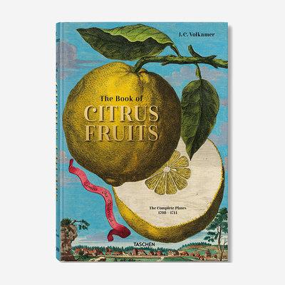 TASCHEN Volkamer, Citrus Fruit  - Hardcover