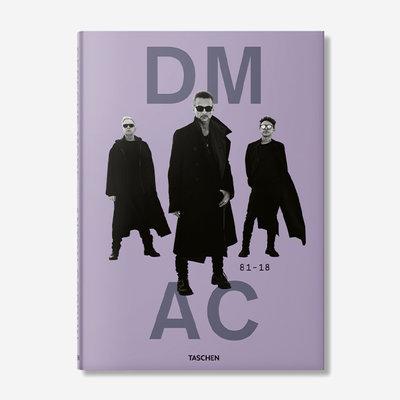 TASCHEN Depeche Mode - Couverture rigide avec pochette
