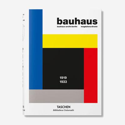 TASCHEN Bauhaus Addition Actualisee - Couverture rigide