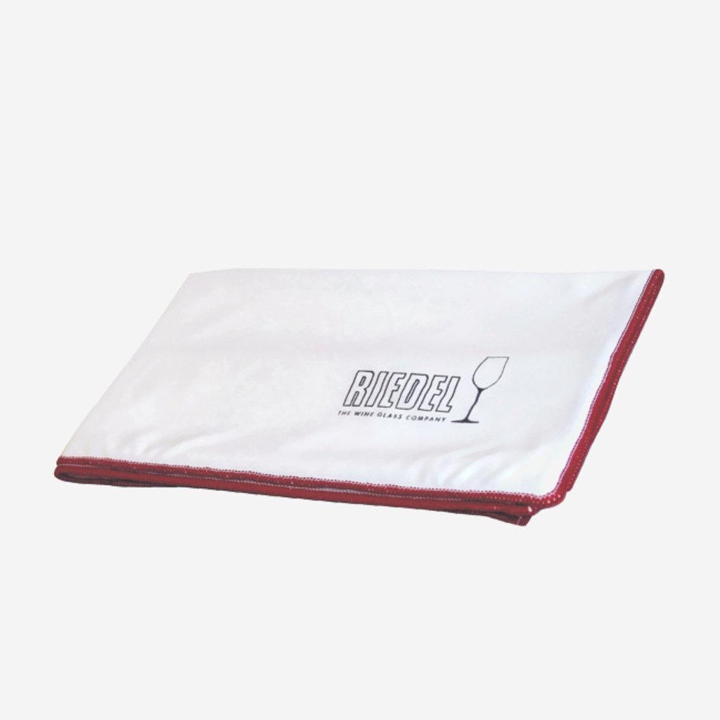 RIEDEL Polishing Cloths - White & Red