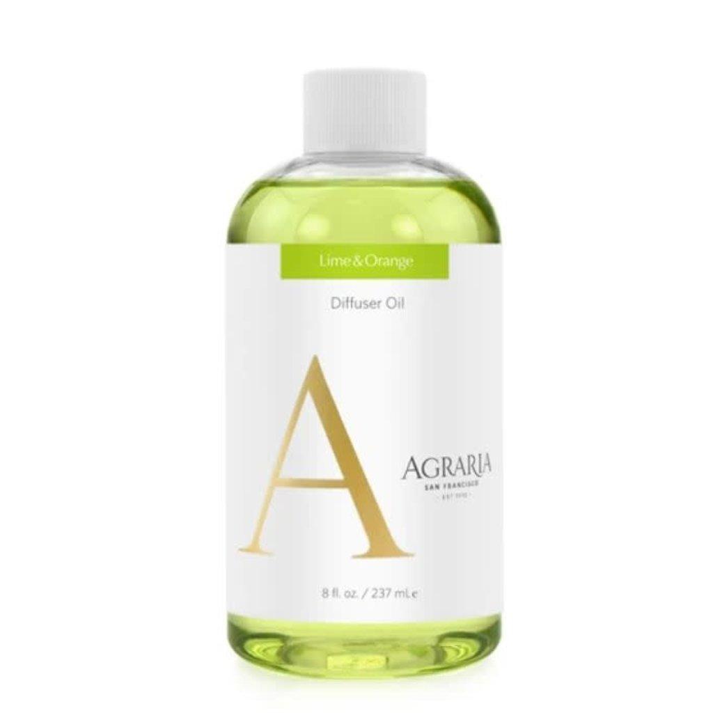 AGRARIA AirEssence Diffuser Refill Lime & Orange 8oz