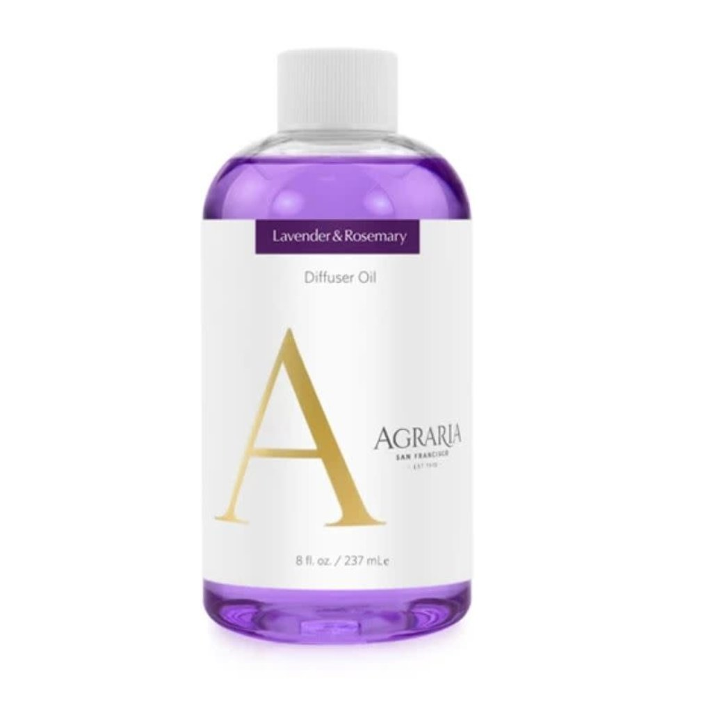 AGRARIA AirEssence Diffuser Refill Lavender & Rosemary 8oz