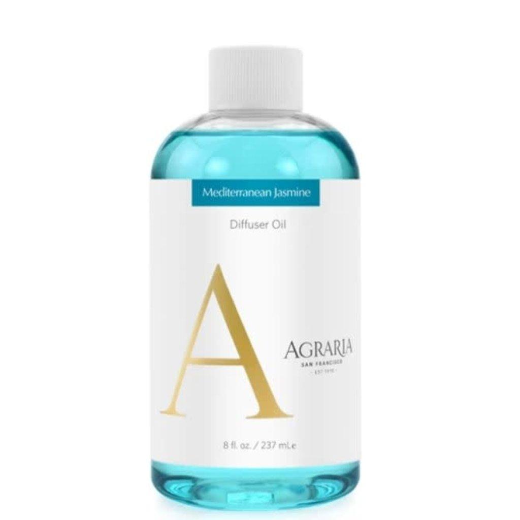 AGRARIA AirEssence Diffuser Refill Mediterranean Jasmine 8oz
