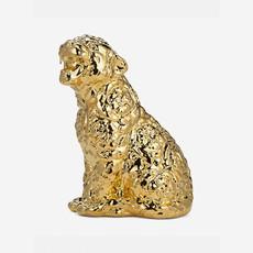 VERSACE HOME Small Rokko Cheetah  - Gold