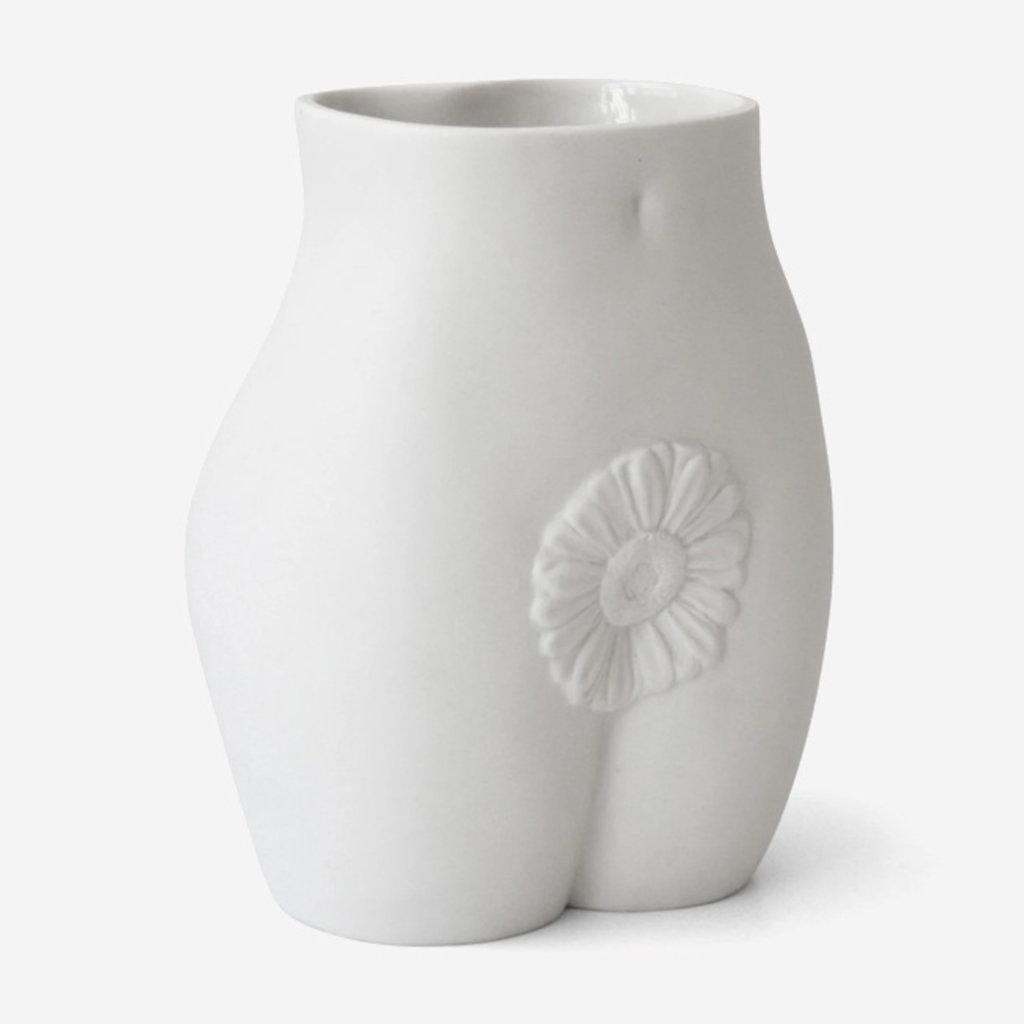JONATHAN ADLER Muse Edie Vase - White