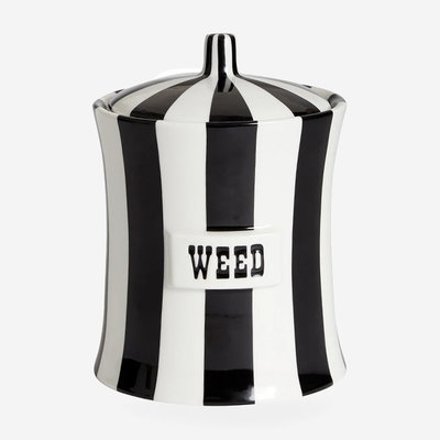 JONATHAN ADLER Boite de conserve Vice Weed