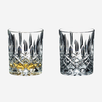 RIEDEL Spey Whisky Tumbler Set  - Clear
