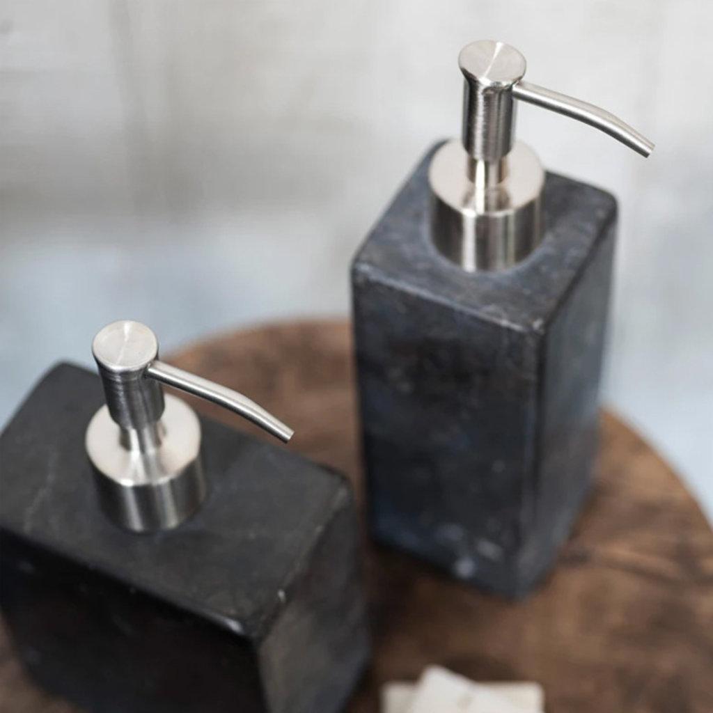 AQUANOVA Hammam Soap Dispenser - Dark Grey