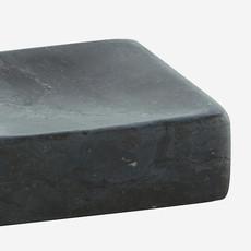 AQUANOVA Hammam Soap Dish - Dark Grey