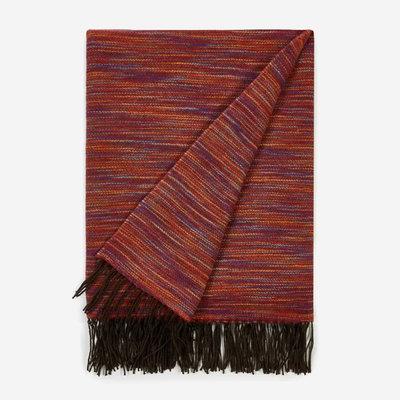 MISSONI HOME Alvaro Throw Blanket - Colour 159