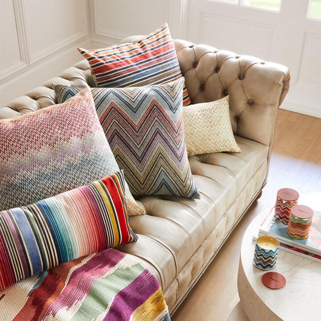 MISSONI HOME Arras Cushion Colour 100