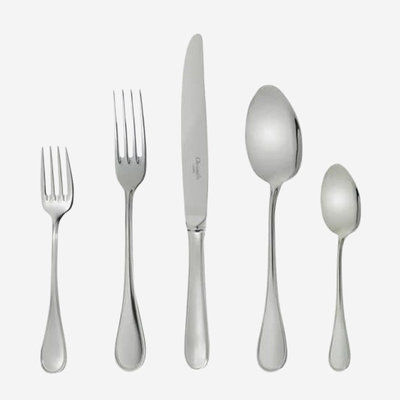 CHRISTOFLE Set 36 Pieces Albi Stainless Steel