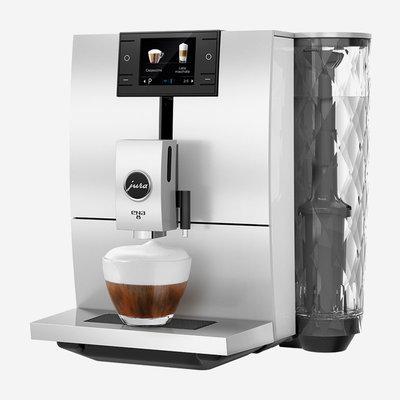 JURA Machine à café  Ena 8 - Blanc nordique
