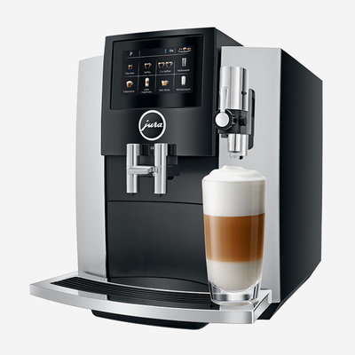 JURA S8 Coffee Machine - Moonlight Silver