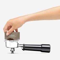 BREVILLE  The Duo-Temp Pro Coffee Machine - Silver