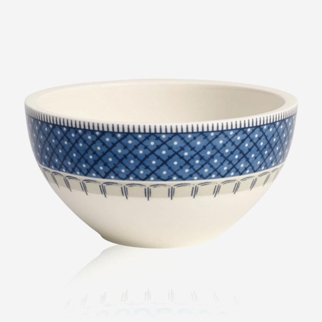 VILLEROY & BOCH Casale Blu Rice Bowl 20 Oz