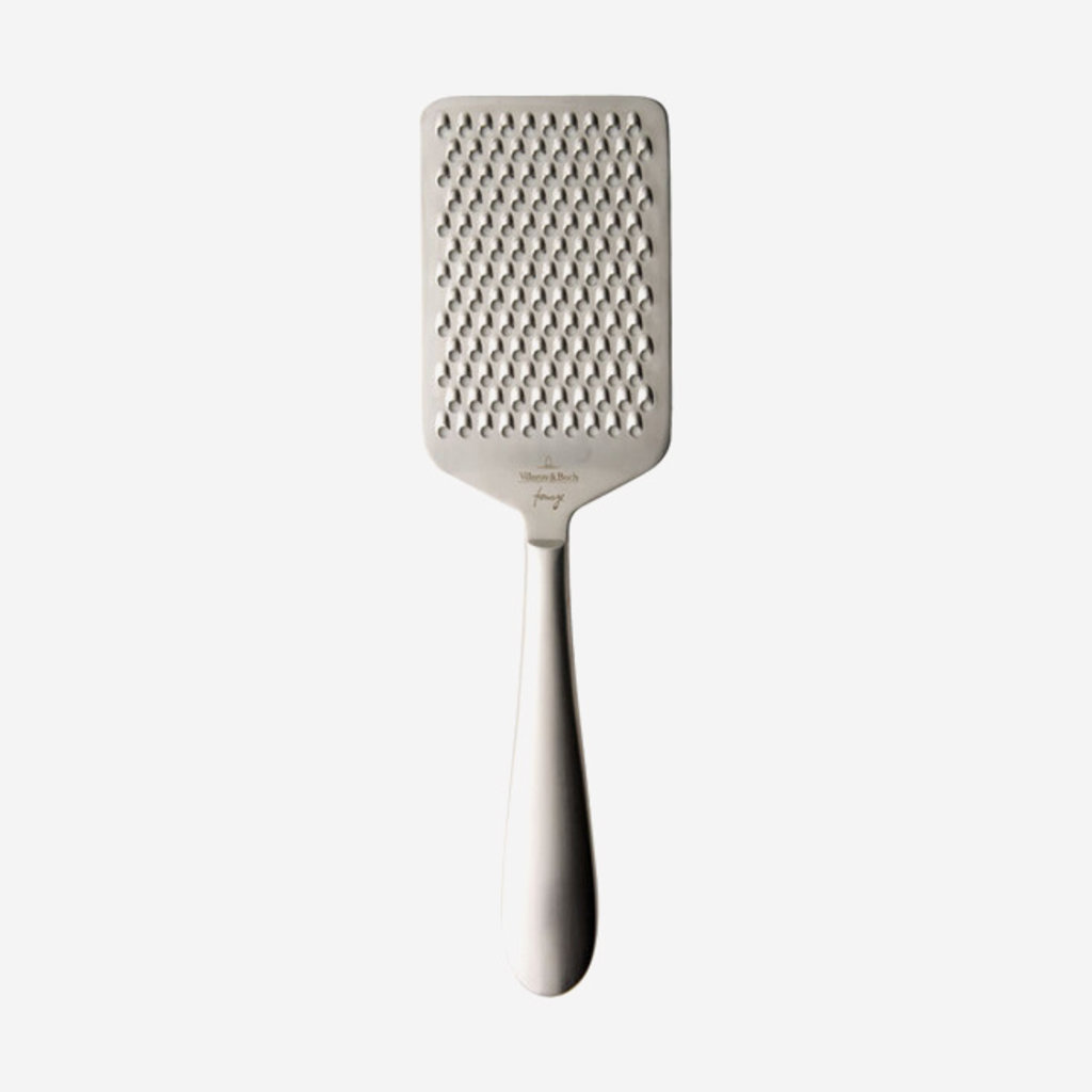VILLEROY & BOCH Kensington Fromage Handheld Cheese Grater - Silver
