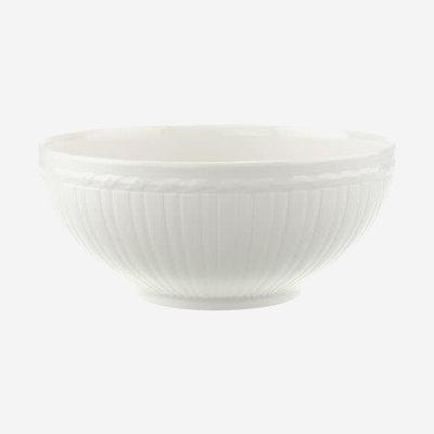 "VILLEROY & BOCH Cellini 9.5"" Serving Bowl - White"