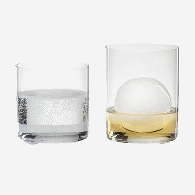 RIEDEL Ensemble de gobelets à vin et à eau ''O'' - transparent