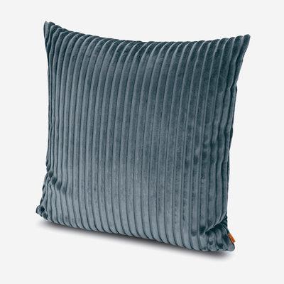 MISSONI HOME Coomba Pillow 24''x24'' - Grey