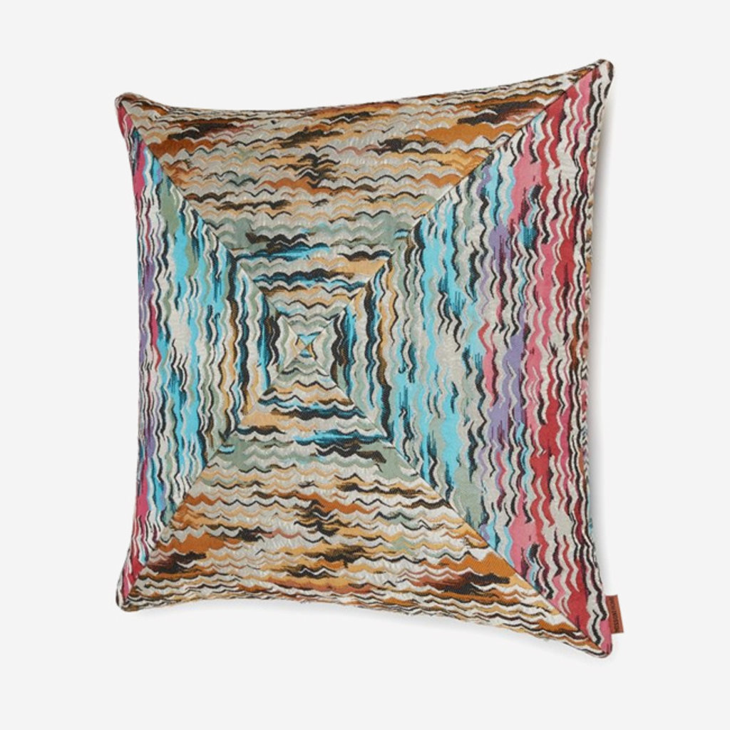 "MISSONI HOME Aconcagua Cushion 16""x16"" - Multicolour Pattern"