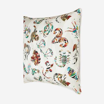"MISSONI HOME Zodiaco Cushion 24""x24"" - Zodiac Print"
