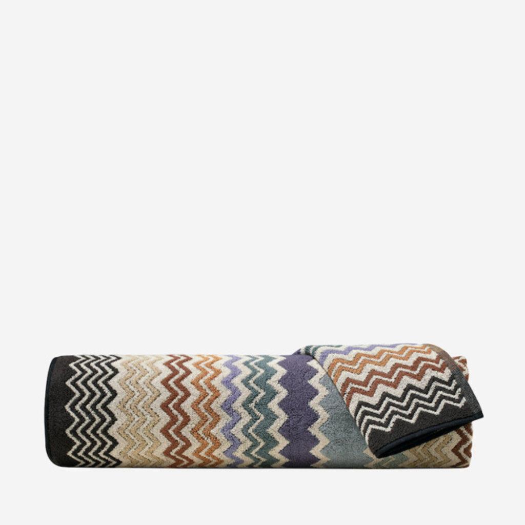 "MISSONI HOME Rufus Hand Towel 16""x27"" - Zig Zag Pattern 156"
