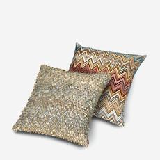 MISSONI HOME Jarris Jamilena Cushion 16X16 In. (Color 148)