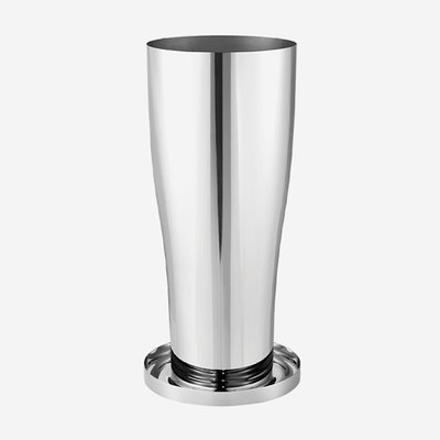 GEORG JENSEN Terra Reversible Large Planter - Silver