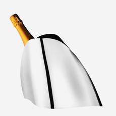 GEORG JENSEN Glacière à champagne Indulgence en acier inoxydable poli