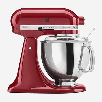 KITCHENAID 5-Quart Artisan Stand Mixer - Empire Red