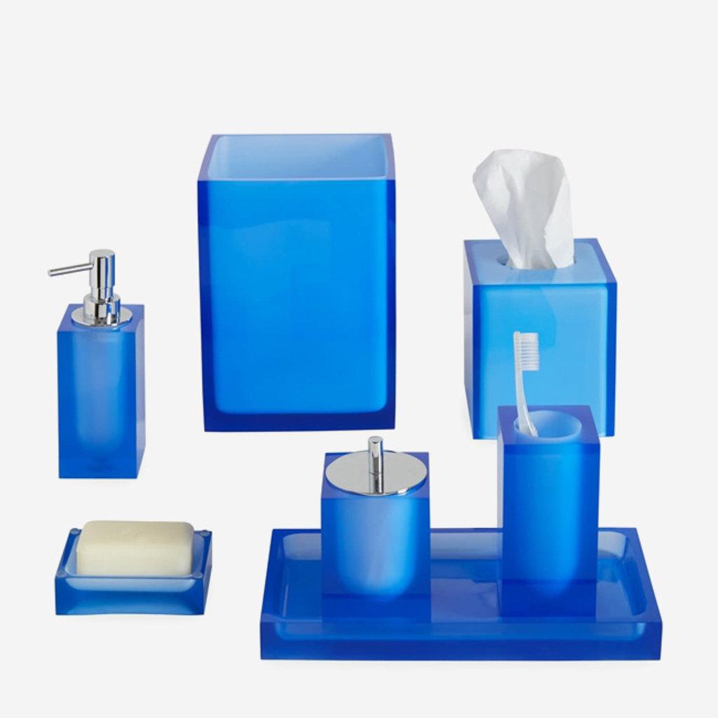 JONATHAN ADLER Hollywood Soap Dispenser - Blue