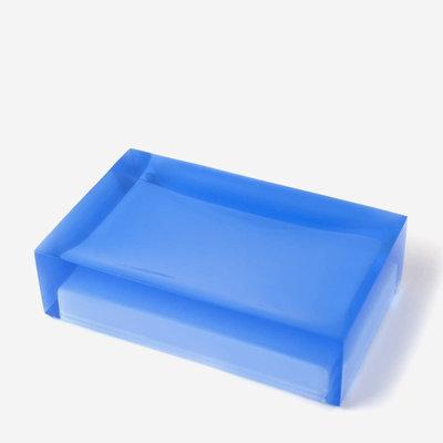 JONATHAN ADLER Hollywood Soap Dish - Blue