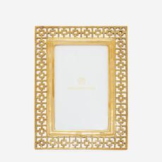 JONATHAN ADLER Brass Nixon Picture Cadre Brass 4 x 6''